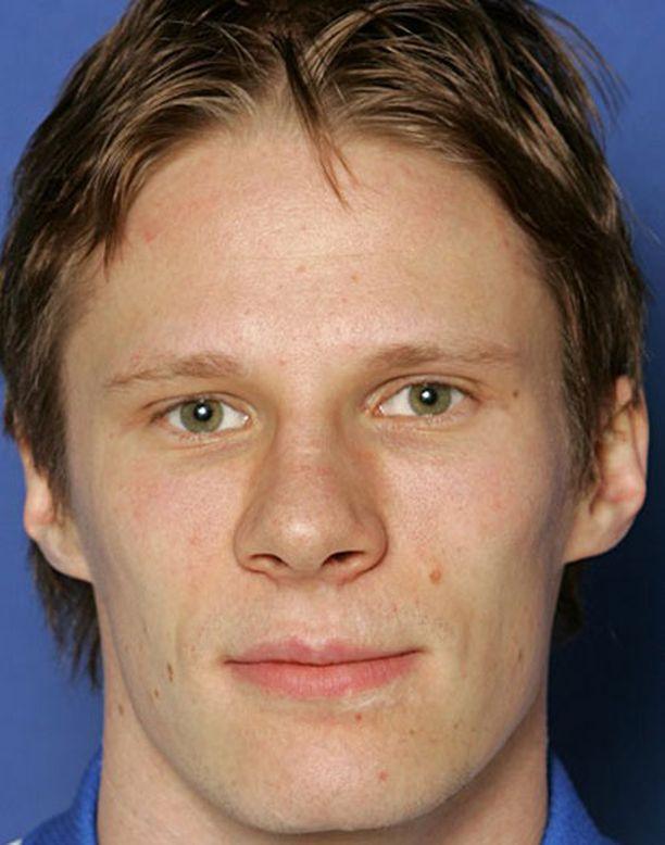 Mika Pyörälä voitti Kärppien riveissä SM-liigan kaudella 2006-07 ennen siirtymistään Ruotsiin.
