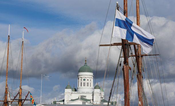 Tuoreen tutkimuksen mukaan Suomen maakuva on pysynyt hyvänä.