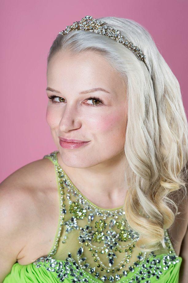Syksyllä Reeta tähdittää Seinäjoen Kaupunginteatterin Tästä asti aikaa-musikaalia