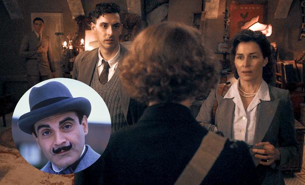 Agatha ja keskiyön murhat kertoo kuvitteellisen Agathan tarinan. Hercule Poirot'n kirjailija kyllä tappoi oikeastikin.