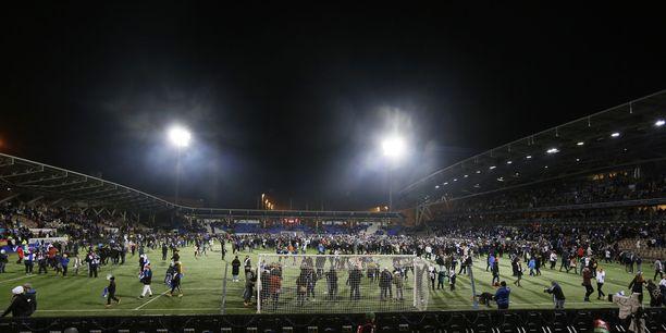 Voittoja voittojen perään. Miesten jalkapallomaajoukkue on tarjonnut viime vuosina poikkeuksellista menestystä ja suuria ilonhetkiä suomalaisille.
