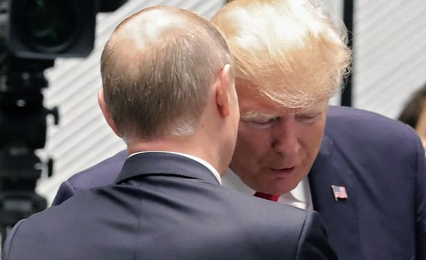 Amerikkalaiset ovat huolissaan Putinin ja Trumpin tapaamisesta.