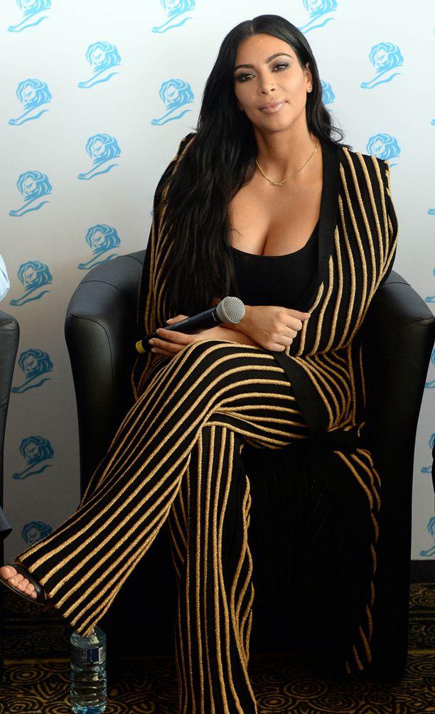 Tosi-tv -tähti Kim Kardashian pitää kärkipaikkaa vihatuimpana julkkiksena.