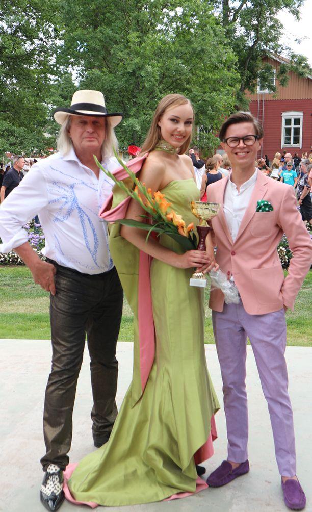 Miss Model of the World -kilpailussa Suomea edustaa tänä vuonna Venla Wallenius.