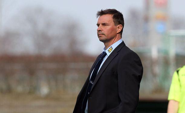 Jami Walleniuksen mukaan Inter oli altavastaaja koko ottelun.