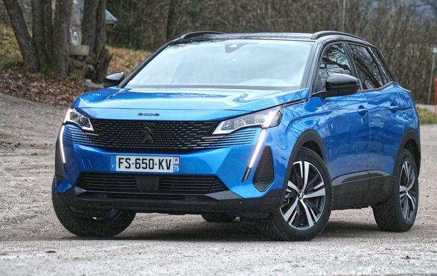 Keulan ilme on päivitetty Peugeotin uuteen desintyyliin.