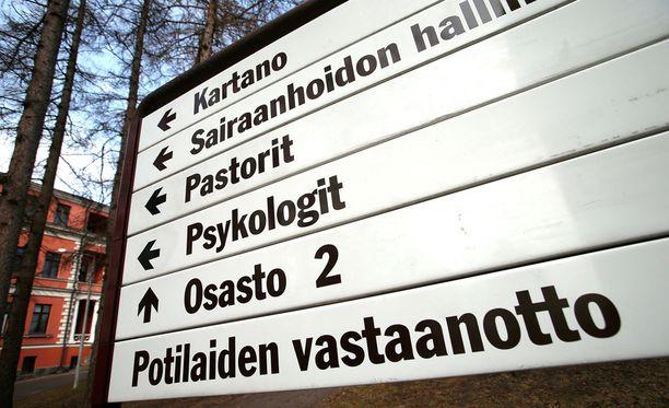 Vangitsemisoikeudenkäytni käydään Kellokosken psykiatrisessa sairaalassa.