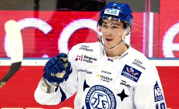 Tobias Forsberg on joulukuun lopusta lähtien ollut hoidettavana Uppsalan yliopistollisessa sairaalassa.