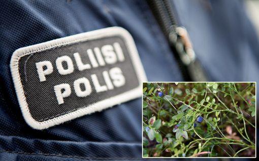 Marjastajat pakenivat poliisia metsään Savonlinnassa – syy osoittautui viattomaksi