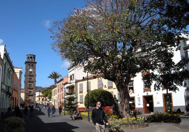 La Laguna on historiallinen kaupunki, josta löytyy tarjontaa myös tämän päivän shoppailijalle.