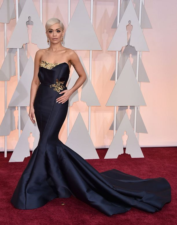 Laulaja Rita Ora.