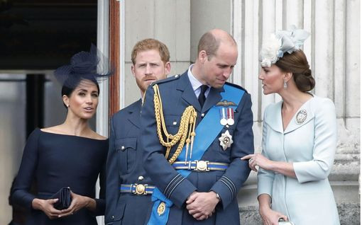 """Prinssi William pöyristyi Harry-veljensä viimeaikaisista tekemisistä: """"Erittäin loukkaavaa ja epäkunnioittavaa"""""""