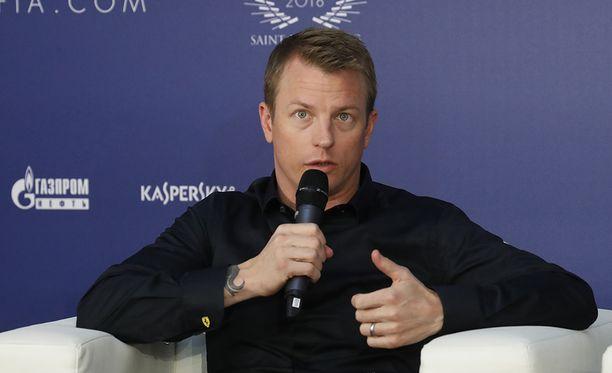 Kimi Räikkösen F1-ura jatkuu ensi kaudella Sauberilla.