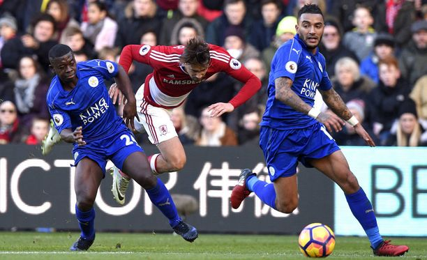 Leicesterin vierasottelut ovat olleet yhtä tuskaa tällä kaudella.