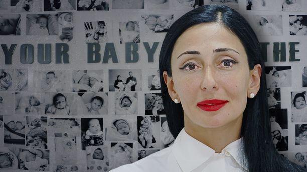 – Minulla ei ole oikeutta tuomita, kuka saa lapsen ja kuka ei. Haluan auttaa kaikkia lapsettomia vanhempia, myös homopareja, Mariam Kukunashvili kertoo.