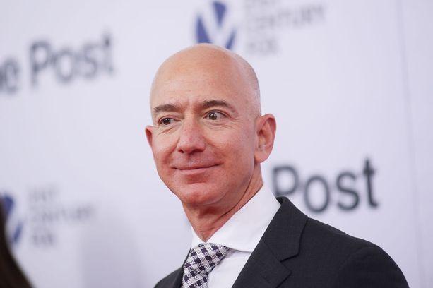 Amazonin Perustaja