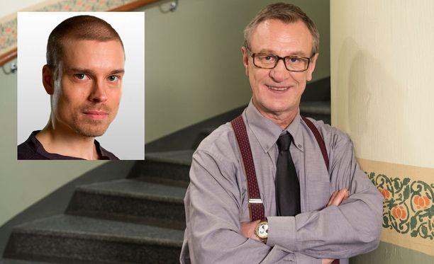 Illan jaksossa Ismoa (oik.) ei hymyilytä, kiitos Sergein.