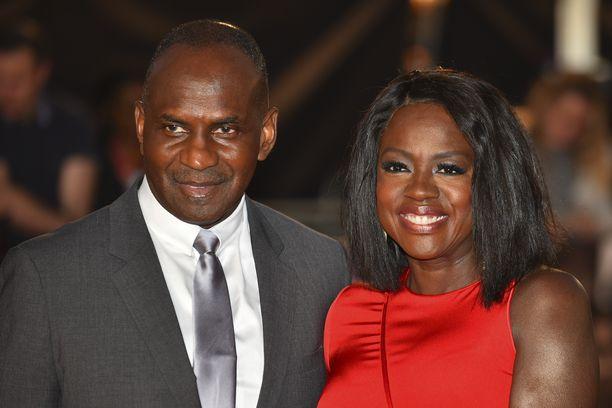 Viola Davis ja Julius Tennon ovat olleet yhdessä jo vuosia.