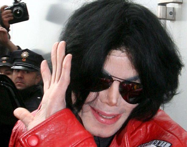 Michael Jacksonin tekemiset kiinnostivat lentokonevuokraajia laittoman paljon.