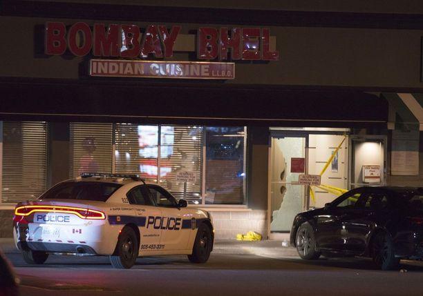 Räjähdyksessä haavoittui 15 ihmistä, joista kolme vakavasti.