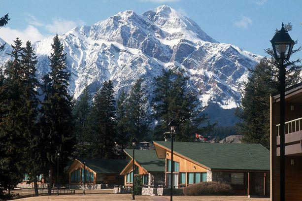 Fairmont Park Lodge tarjoaa paljon erilaista luksusmajoitusta.