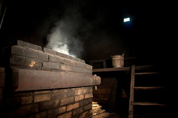 Palovamma syntyy erityisen helposti saunassa.