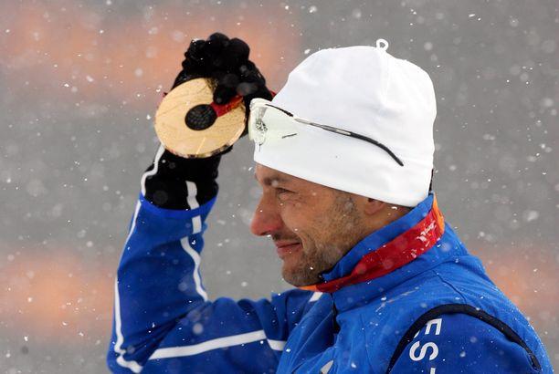 Andrus Veerpalu on kaksinkertainen olympiavoittaja. Sen koommin hän on valmentanut ja jäänyt kiinni dopingvyyhdistä.