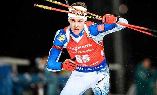 Nuori Tero Seppälä löi kovan näytön pöytään Itävallan maailmancup-kilpailussa.