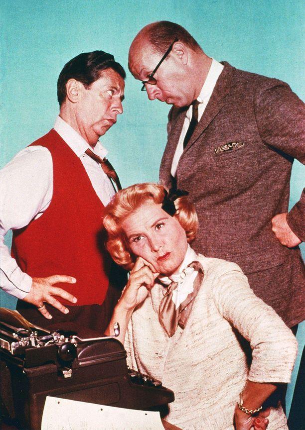 Rose Marie oli Sally Rogersina suositussa The Dick Van Dyke Show'ssa.