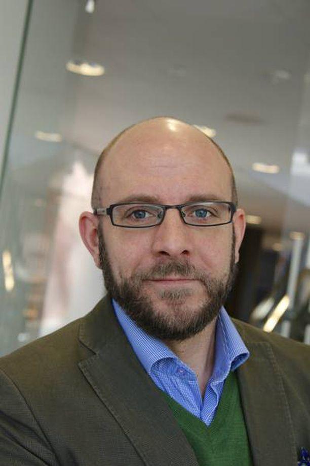 Tutkimuspäällikkö Timo Seppälä terveyden- ja hyvinvoinnin laitokselta pitää kapitaatiomallia oikeudenmukaisena.