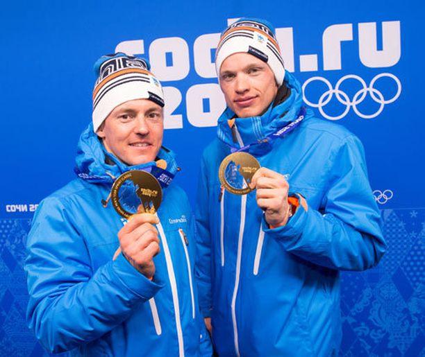 Sami Jauhojärvi & Iivo Niskanen