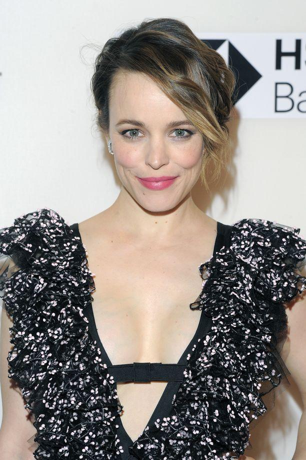 Rachel McAdams tunnetaan muun muassa The Notebook - Rakkauden sivut -elokuvasta ja Sherlock Holmes -leffasarjasta.