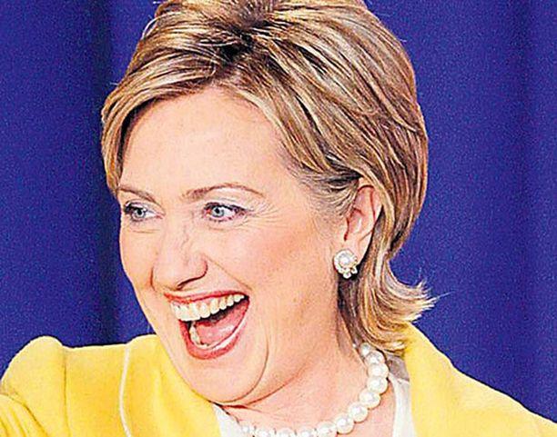 Yhdysvaltain välivaalin menestyjiä oli Hillary Clinton, joka saattaa pyrkiä nyt Valkoiseen taloon.