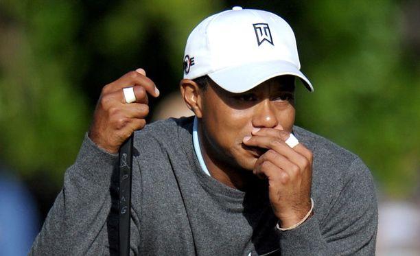 Pettämiskohun jälkeen Tiger Woodsin peli on ollut hakusessa.