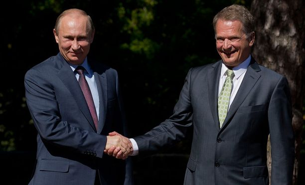 Edellisen kerran Vladimir Putin vieraili Suomessa kesäkuussa 2013.