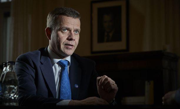 Petteri Orpon mukaan syksyn liittokierroksilla ei pidä nostaa palkkoja.