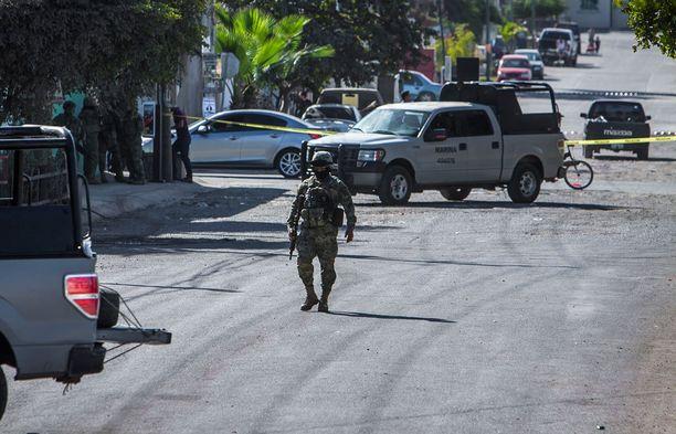 Sinaloan turvallisuustilanne on heikentynyt El Chapon pidätyksen jälkeen.