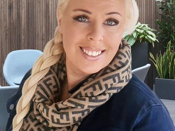 Katja Noposen yrittäjäura sai lentävän lähdön.