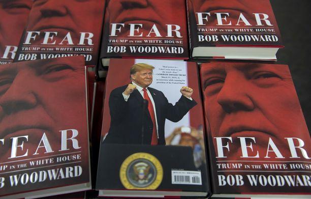 Bob Woodwardin kirja Fear on uusin paljastuskirja Trumpista.