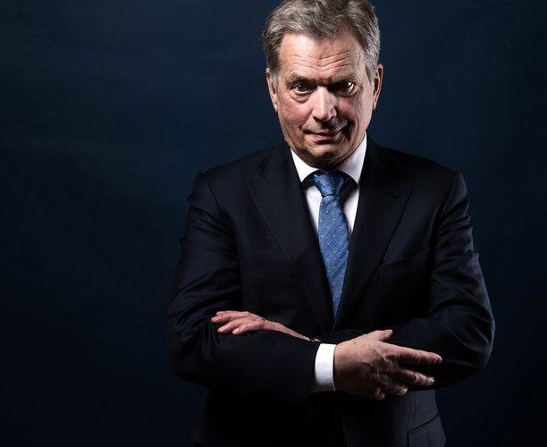 Sauli Niinistö vastasi MTV:n vaalitentissä myös Ruotsiin ja Natoon liittyviin kysymyksiin.