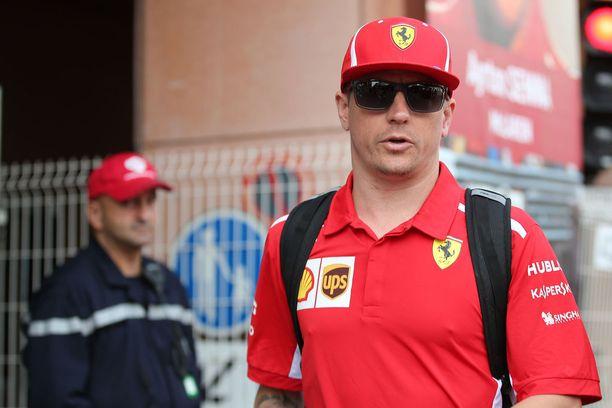Kimi Räikkösen jatko F1:ssä on vielä auki.