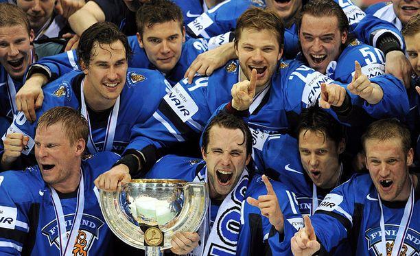 Suomen MM-kulta oli lottovoitto ensi kevään kisajärjestelyille.