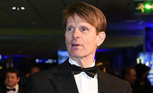 Marcus Grönholm nähdään pitkästä aikaa Jyväskylän MM-rallissa.
