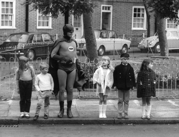 Batman oli yksi television suosikkisarjoista.