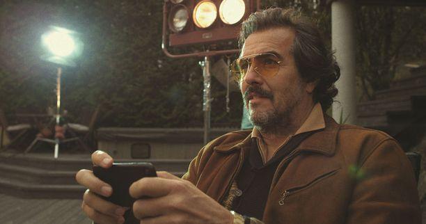 Rafael Edholm on paitsi ohjaaja, myös näyttelijä.