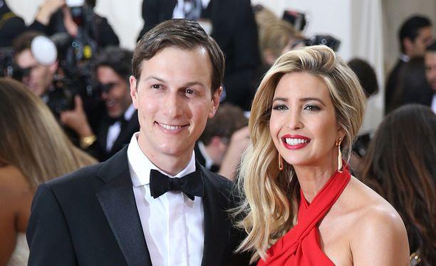Jared Kushner on naimisissa Donald Trumpin tyttären Ivankan kanssa.