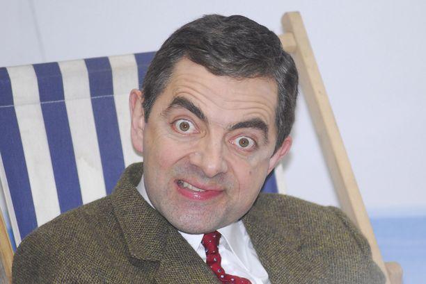 Koomikko Rowan Atkinson kyllästyi omaan suosikkihahmoonsa Mr Beaniin.