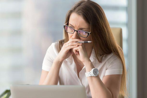 Ei välttämättä ole helppoa huomata tai ymmärtää, että on alkanut vihata omaa työtään.