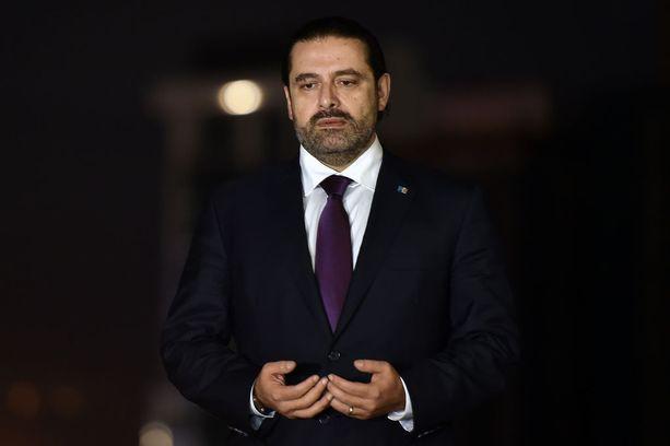 Saad Hariri irtisanottiin tai irtisanoutui marraskuun alussa.