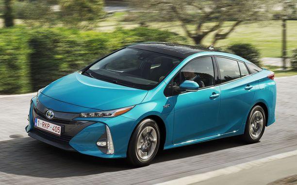 Prius-malleista takaisinkutsun kohteina on sekä hybridi- että plug in - hybridiversioita.
